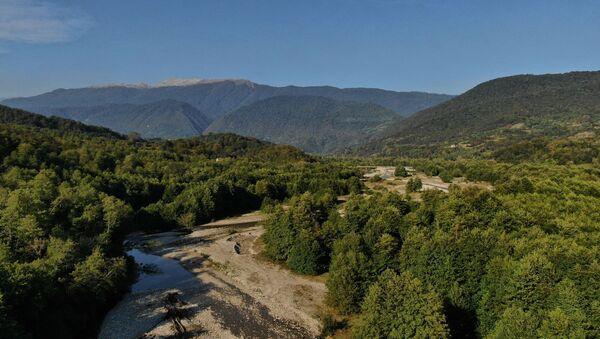 Горы Абхазии - Sputnik Аҧсны