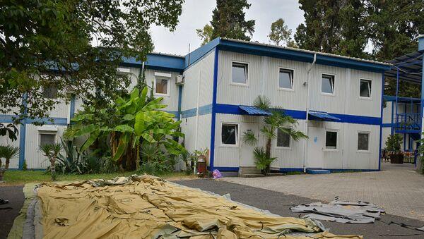 Госпиталь Минобороны России в Абхазии сможет принять до 150 пациентов  - Sputnik Абхазия
