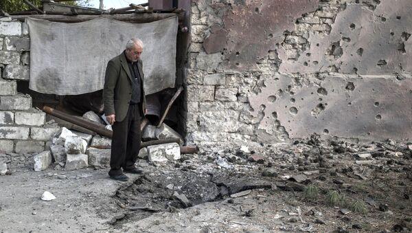Ситуация вокруг Нагорного Карабаха - Sputnik Аҧсны