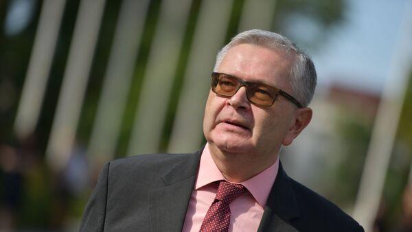 Посол России в Абхазии Алексей Двинянин - Sputnik Аҧсны