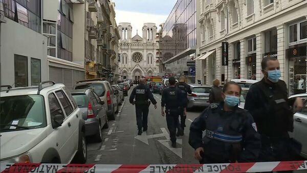 Теракт в Вене: главное о стрельбе в центре столицы Австрии - Sputnik Абхазия