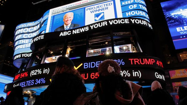 Выборы президента в США - Sputnik Абхазия