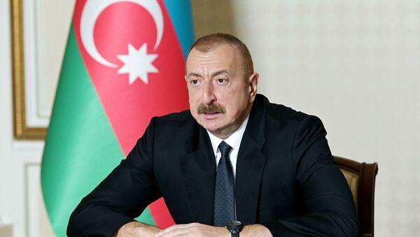 Заседание Совета безопасности Азербайджана в связи с ситуацией на границе с Арменией - Sputnik Абхазия