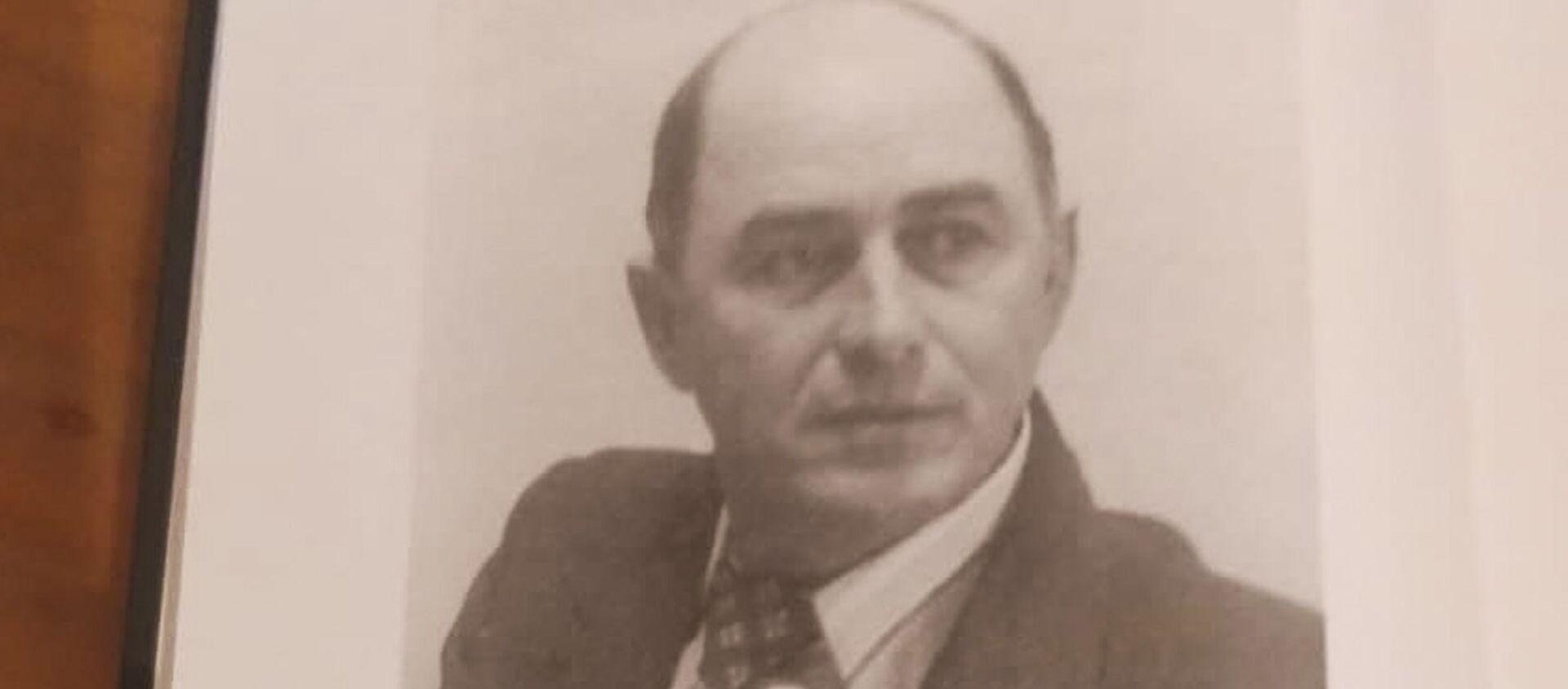 Сергеи Квициниа - Sputnik Аҧсны, 1920, 07.11.2020
