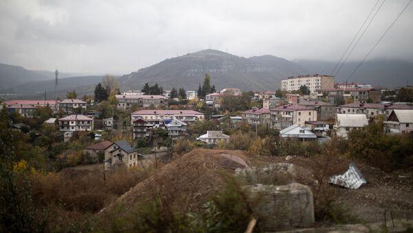 Нагорный Карабах во время обострения конфликта - Sputnik Абхазия