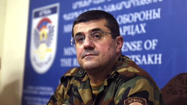 Военный конфликт в Карабахе - Sputnik Абхазия