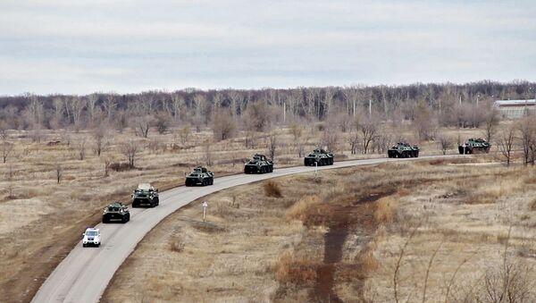 Отправка миротворцев в Нагорный Карабах - Sputnik Аҧсны