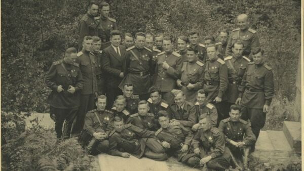 Об открытии памятника советским летчикам в Эрроле - Sputnik Абхазия