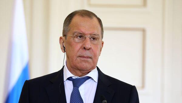 Встреча глав МИД РФ и Греции С. Лаврова и Н. Дендиаса - Sputnik Аҧсны