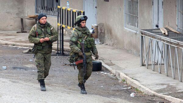 Ситуация в Нагорном Карабахе - Sputnik Абхазия