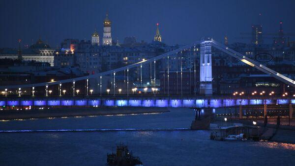 Крымский мост в Москве - Sputnik Аҧсны