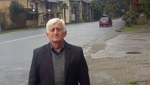 Валерий Орчукба - Sputnik Аҧсны