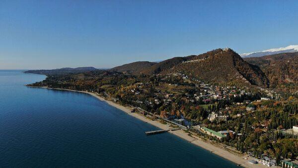 Осень в Абхазии  - Sputnik Абхазия