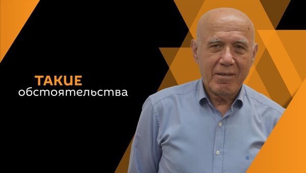 Олег Дамения  - Sputnik Абхазия