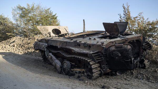 Обострение ситуации вокруг Нагорного Карабаха - Sputnik Абхазия