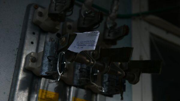 Криптоферма была обесточена и опечатана  - Sputnik Аҧсны