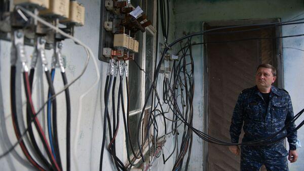 Рейд по отключению майнинг ферм в очамчырском р-не - Sputnik Абхазия