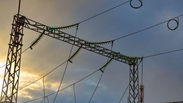 Линии Электропроводов  - Sputnik Абхазия