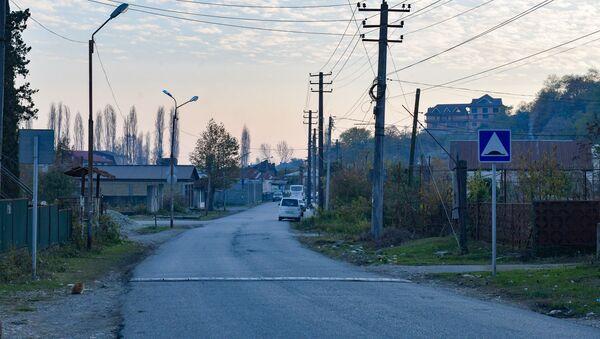 Проблема подачи воды по ул.Чанба - Sputnik Абхазия