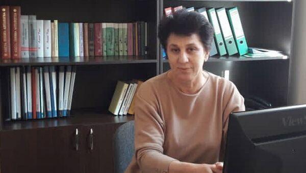 Римма Джения - Sputnik Аҧсны