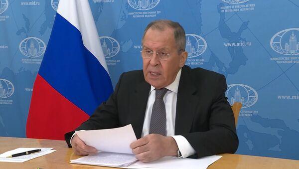 Лавров обвинил США в подлости по отношению к Сирии - Sputnik Абхазия
