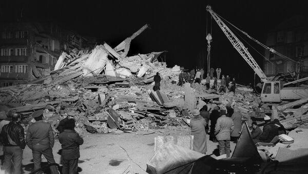 Землетрясение в Армении 1988 года - Sputnik Абхазия
