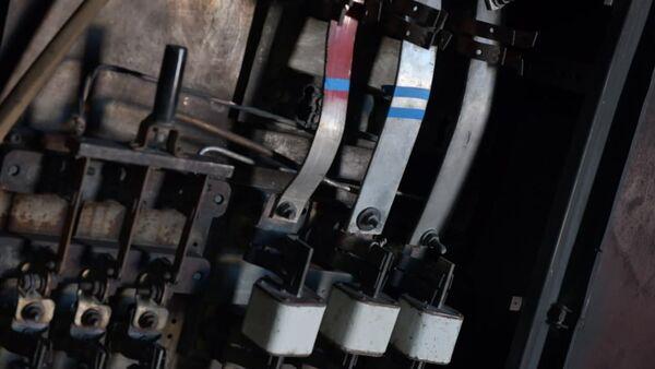 Пожар на подстанции в Сухуме: как энергетики восстанавливают электричество в столице - Sputnik Абхазия