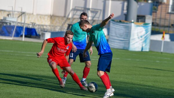 Международный футбольный турнир - Дружба народов - Sputnik Абхазия