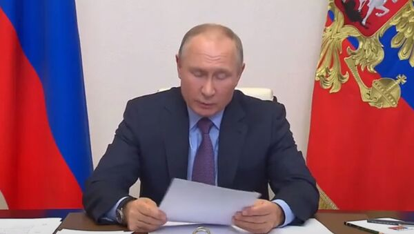 Путин удивился росту цен на базовые продукты - Sputnik Абхазия
