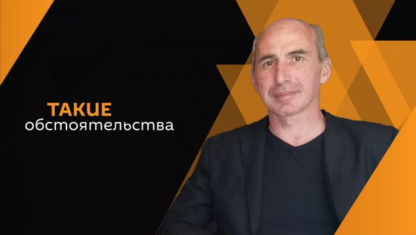Ахра Гагулия - Sputnik Абхазия