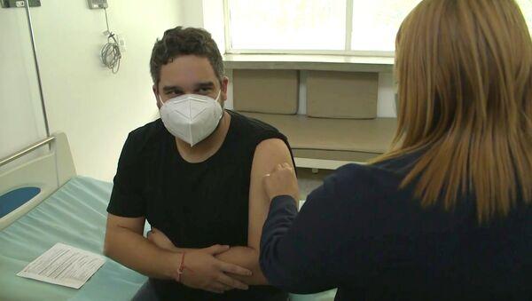 Испытания Спутник V в Венесуэле: сын Мадуро привился российской вакциной - Sputnik Абхазия