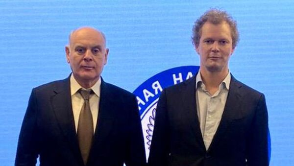 Президент Абхазии встретился с Руководителем Федеральной налоговой службы РФ Даниилом Егоровым - Sputnik Аҧсны