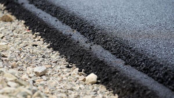 Строительство автомобильных дорог в Краснодарском крае - Sputnik Абхазия