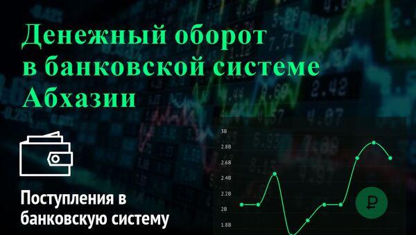 Денежный перевод в банковской системе Абхазии  - Sputnik Абхазия