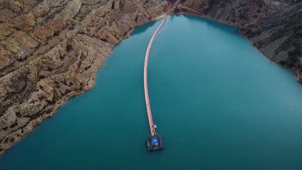 Минобороны России сдало в эксплуатацию водовод в Севастополе - Sputnik Абхазия