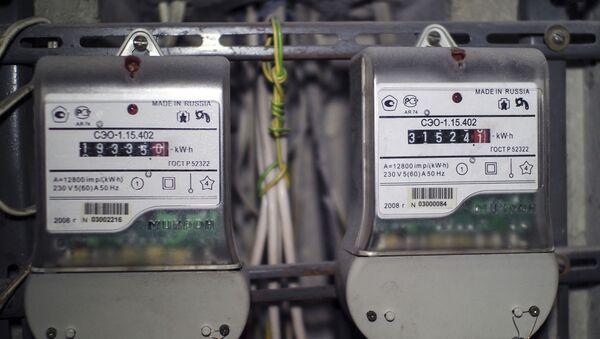 Росстандарт ввел новые правила проверки счетчиков - Sputnik Абхазия