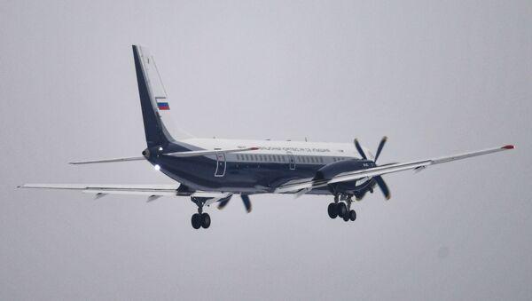 Первый полет нового российского пассажирского самолета Ил-114-300 - Sputnik Аҧсны
