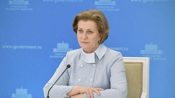 Российские вакцины от COVID-19 будут эффективны против нового штамма - Попова - Sputnik Абхазия