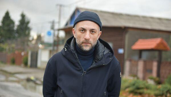 Саид Амичба - Sputnik Абхазия