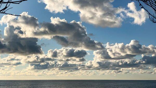 Облака над морем  - Sputnik Абхазия