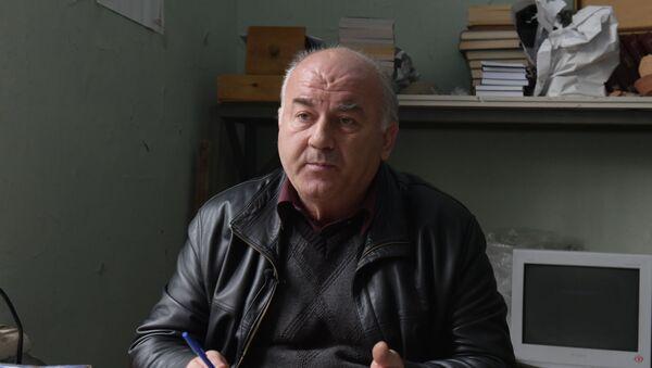 Руслан  Барциц  - Sputnik Аҧсны