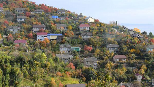 Осень в Абхазии - Sputnik Аҧсны