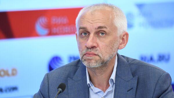Владимир Шаповалов - Sputnik Абхазия
