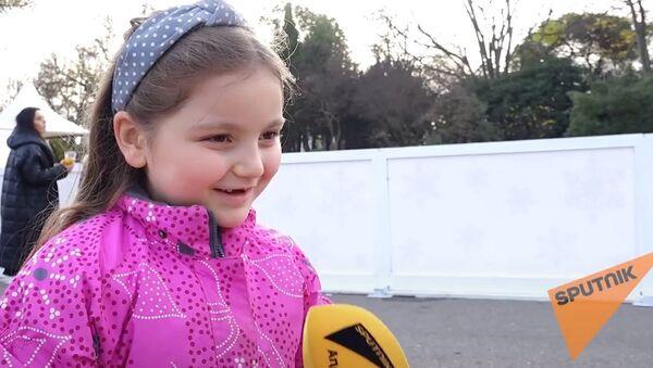 За хорошее поведение: что загадали дети Абхазии Деду Морозу - Sputnik Абхазия