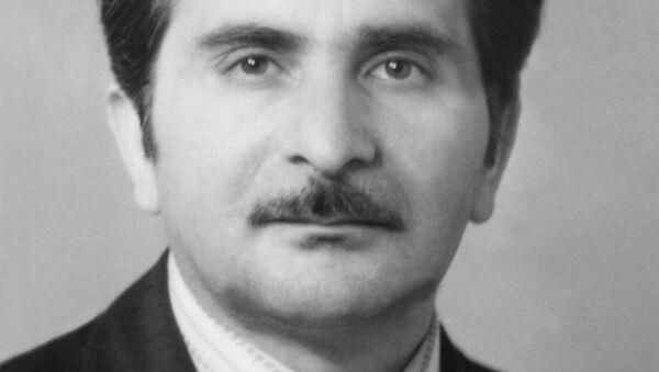 АНШБА АРТУР - Sputnik Аҧсны