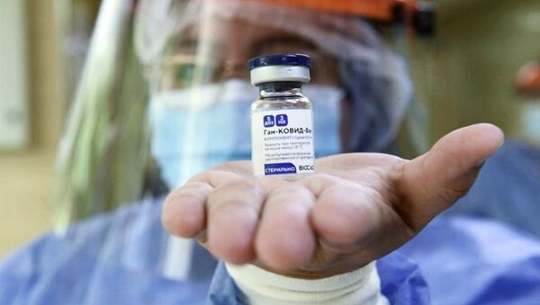 Вакцинация российской вакциной от коронавируса в Аргентине - Sputnik Абхазия