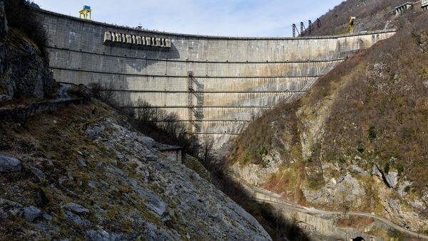 Ингур ГЭС  - Sputnik Абхазия