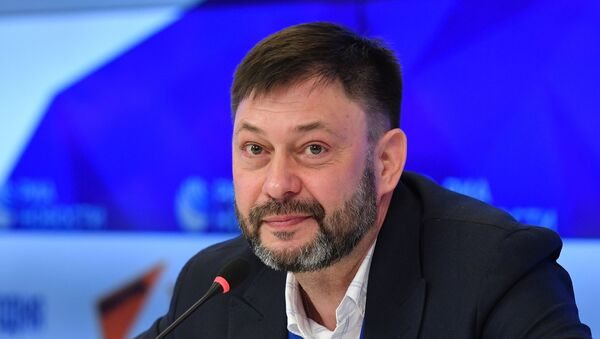 Пресс-конференция К. Вышинского - Sputnik Аҧсны