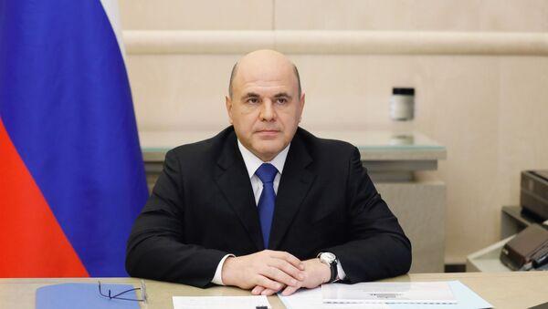 Премьер-министр РФ М. Мишустин провел совещание с вице-премьерами РФ - Sputnik Аҧсны