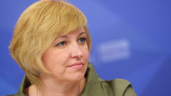 Елена Цунаева  - Sputnik Абхазия